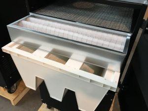 Kit filtri di ricambio S1-S2-S3 (no carbone) – solo MFU18W