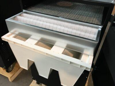 Kit filtri di ricambio S1-S2-S3 (no carbone) WFU pensile