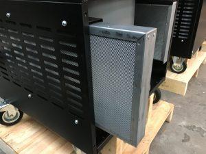 Extra kit filtri 10kg di carboni attivi  – MFU tutti