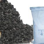 carboni attivi granulari vergini in sacco da 25kg