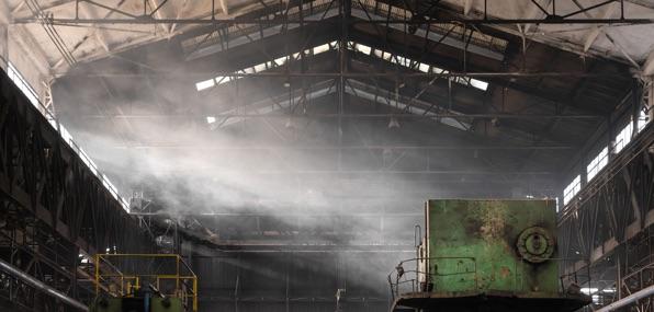 ventilazione ambienti di lavoro industriali : normative e tecniche innovative