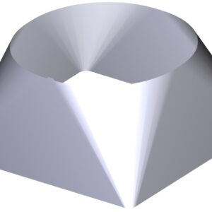 cambio sezione zincato