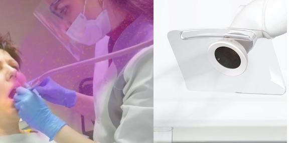 Aspiratore di aerosol negli studi dentistici, come operare in sicurezza