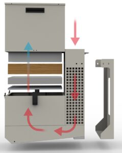 aspiratore aerosol dentale filtrazione