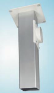 Staffa a soffitto per bracci CLAB 50 e 75
