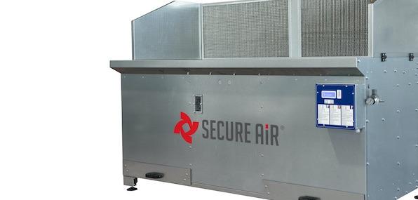 Banco aspirante con aspiratore e filtri integrati, approfondimento tecnico