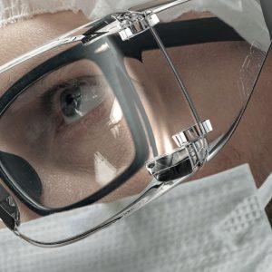 Occhiale e sovraocchiale DPI categoria II ultraleggeri