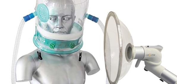 Aspiratore mobile di aerosol: protezione attiva da Covid per gli operatori sanitari
