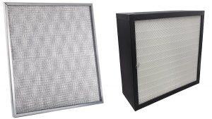 Set completo filtri di ricambio per VX400 aspiratori di aerosol
