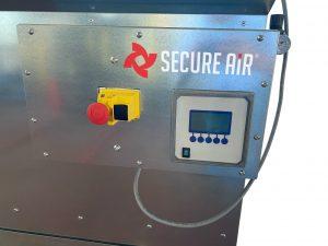 Centralina CPSB per controllo pulizia automatica filtri