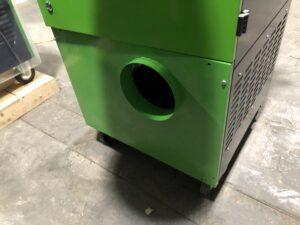 Kit scarico all'esterno dell'aria filtrata MFU