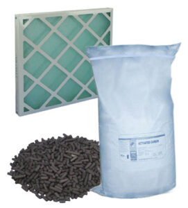 Kit filtri di ricambio per MFV19